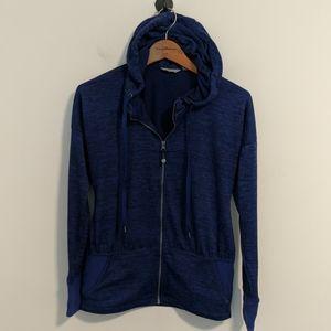 Athleta zip up hoodie sweatshirt